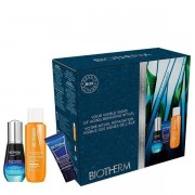 Biotherm Contorno de Ojos Blue Therapy Eye Opening Serum SET