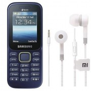 Samsung Guru 310 / Good Condition/ Certified Pre Owned (6 months Warranty) with Earphone