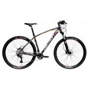 """Bicicleta Mountain Bike Devron RIDDLE R7.9, Roti 29"""", Frana hidraulica pe disc, Cadru L - 495mm (Gri)"""