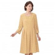 Posh Alma フラワープリントワンピース【QVC】40代・50代レディースファッション