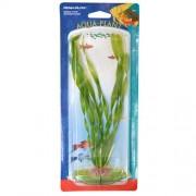 PENN PLAX Rostlina umělá 21,5cm Corkscrew Val - medium