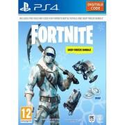 Nintendo Fortnite Deep Freeze Bundel PS4 Digitale PSN Code