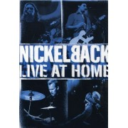 Nickelback - Live at Home (0016861096694) (1 DVD)