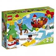 LEGO (LEGO) Duplo duplo (R) town 'Santa and snow play' 10837