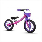 Bicicleta Infantil Balance Bike - Nathor - Feminino