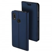 Capa Flip Dux Ducis Skin Pro para Huawei Nova 3 - Azul Escuro