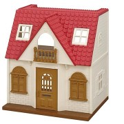 Sylvanian Families Vidéki ház piros tetővel