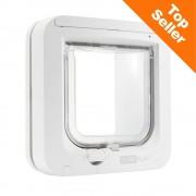 Chatière SureFlap à puce électronique - adaptateur (blanc)