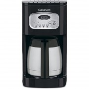 Cafetera 10 tazas Cuisinart DCC-1150BKFR Negro