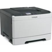 Imprimanta Laser Color Lexmark CS410dn Duplex Retea A4