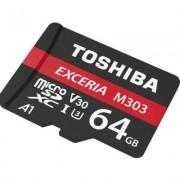 Toshiba Karta pamięci microSD M303 64 GB THN-M303R0640E2
