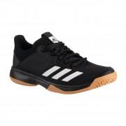 Adidas Zapatillas Bádminton/Squash Ligra 6 Mujer Negro/Blanco