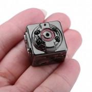 Mikro spy kamera s detekciou pohybu - Full HD + 4 IR LED