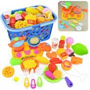 30Pcs Juguete De Corte 360DSC - Multicolor