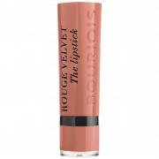 Bourjois Rouge Velvet Lipstick 2.4g (Various Shades) - Hey Nude 01