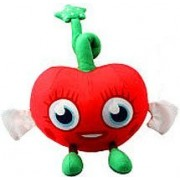 Moshi Monsters Moshlings Mini Plush Figure Luvli Includes Online Item Code! by Mind Candy