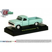 M2 Machines Auto Trucks 1969 Ford F250 Truck Contractors Special Release 34 In Acrylic Display Case
