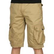 Solid Amin Herren Shorts beige Gr. S