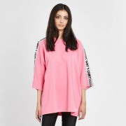 Puma ss crew neck t-shirt Knockout Pink