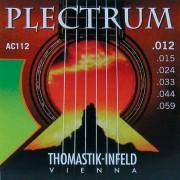Thomastik - AC 112 A-Saiten 12-59 Plectrum medium light