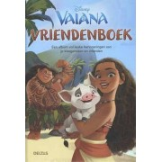 Deltas Disney Vriendenboek Vaiana