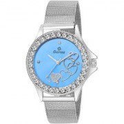 Gionee MRT-1020 Analog Stainless Steel Watch For Womens