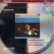 Liszt/Beethoven - Piano Concertos/ Sonatas (0028946471029) (1 CD)