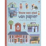 Vouw een stad van papier