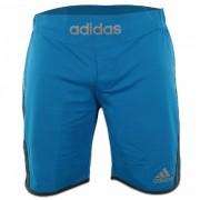 Adidas Transition MMA Short Blauw Beluga - S