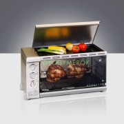 Steba G80/31 C.4 BBQ - grillsütő