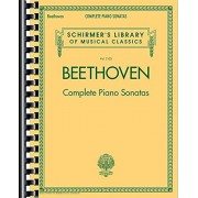 Beethoven - Complete Piano Sonatas: Schirmer's Library of Musical Classics Vol. 2103, Paperback/Ludwig Van Beethoven