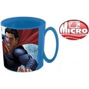 Batman és Superman műanyag bögre
