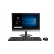"V330 49,5 cm (19.5"") 1600 x 900 pixels Intel® Core™ i3 de 8e génération i3-8100 4 Go DDR4-SDRAM 1000 Go Disque dur Noir PC All-i"