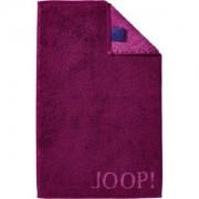 JOOP! Toallas Classic Doubleface Toalla de invitados Cassis 30 x 50 cm 1 Stk.