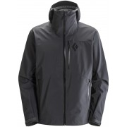 Black Diamond M'S Sharp End Shell - Black - Vestes de Pluie XL