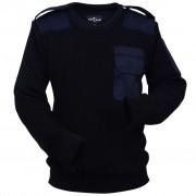 vidaXL férfi pulóver méret: L tenger kék