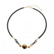 べっ甲 丸珠ネックレス【QVC】40代・50代レディースファッション