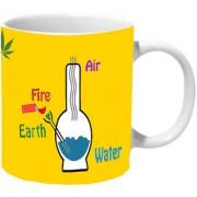 Mooch Wale Four Elements That Matters Ceramic Mug
