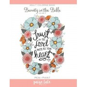Beauty in the Bible, Volume 2: Adult Coloring Book, Paperback