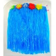 Havajská sukně - modrá