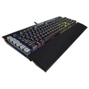 Tipkovnica Corsair K95 RGB PLATINUM Mechanical Gaming Keyboard — Cherry MX Brown — Black, USB, crna, 12mj, US layout, (CH-9127012-NA)