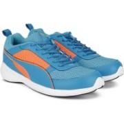 Puma Zen Evo IDP Running Shoes For Men(Blue, Orange)