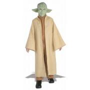 Detský kostým Yoda Deluxe - Pre vek (rokov) 8-10