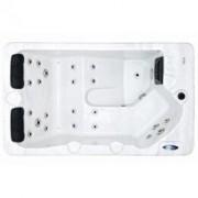 Spatec Jacuzzi Spa de exterior - SPAtec 300B branco
