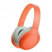 HEADPHONES, SONY WH-H910N, Microphone, Wireless, Orange (WHH910ND.CE7)