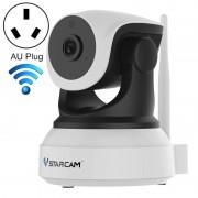 VSTARCAM C24S 1080P HD 2 0 megapixel draadloze IP-camera ondersteuning TF-kaart (128GB Max)/nachtzicht/bewegingsdetectie AU plug