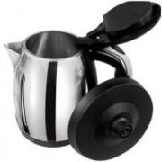 Shoperszone SKYTECH Hot Water Pot Portable Boiler Tea Coffee Warmer Heater Cordless Electric Kettle (kettle-RMSI121) Electric Kettle (1.8 L, Silver) Electric Kettle(1.8 L, Silver, Black)