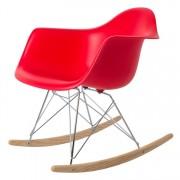 dominidesign © schommelstoel RAR PP rood