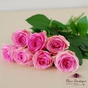 Buchet 7 trandafiri