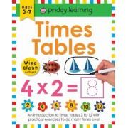 Wipe Clean Workbook Times Table